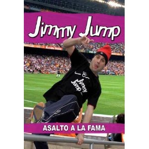 Jimmy Jump in Aktion
