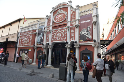 Cine Doré in Madrid