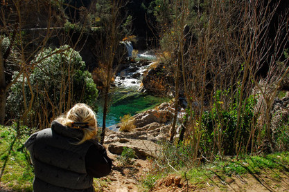 Bergwelt Andalusiens, Wasser