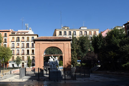 Stadtviertel in Madrid